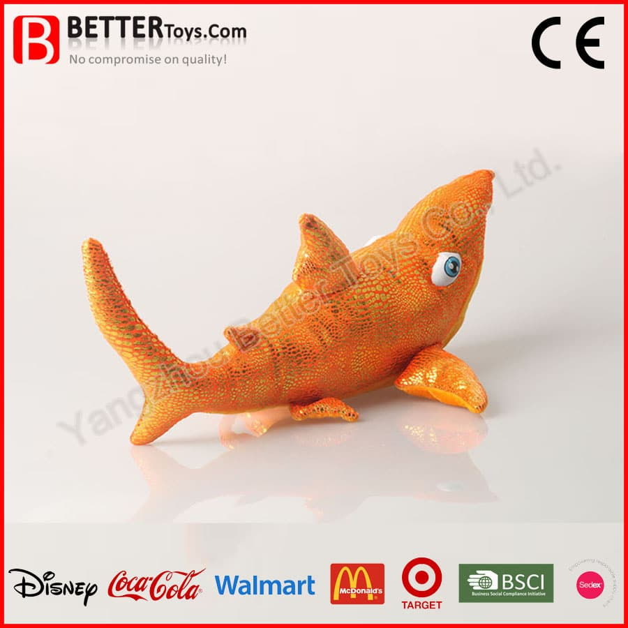 Goblin Shark Toys : Stuffed goblin shark toy yangzhou better toys co ltd