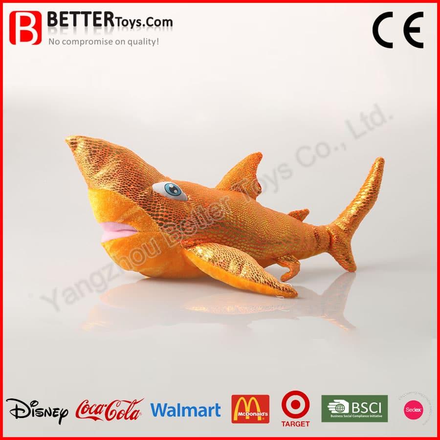 Goblin Shark Toys : Soft shark toy yangzhou better toys co ltd