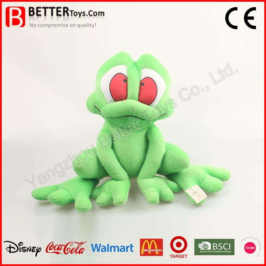 Plush Frog Toy Yangzhou Better Toys Co Ltd