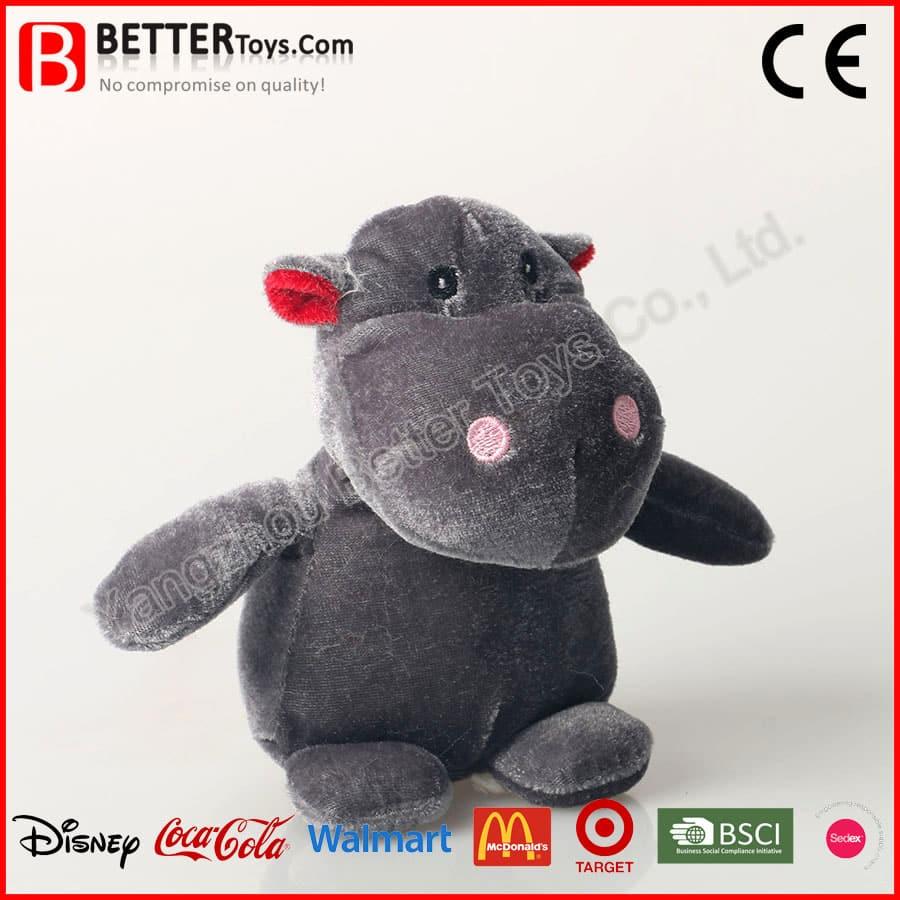 Plush Hippo Toy Yangzhou Better Toys Co Ltd