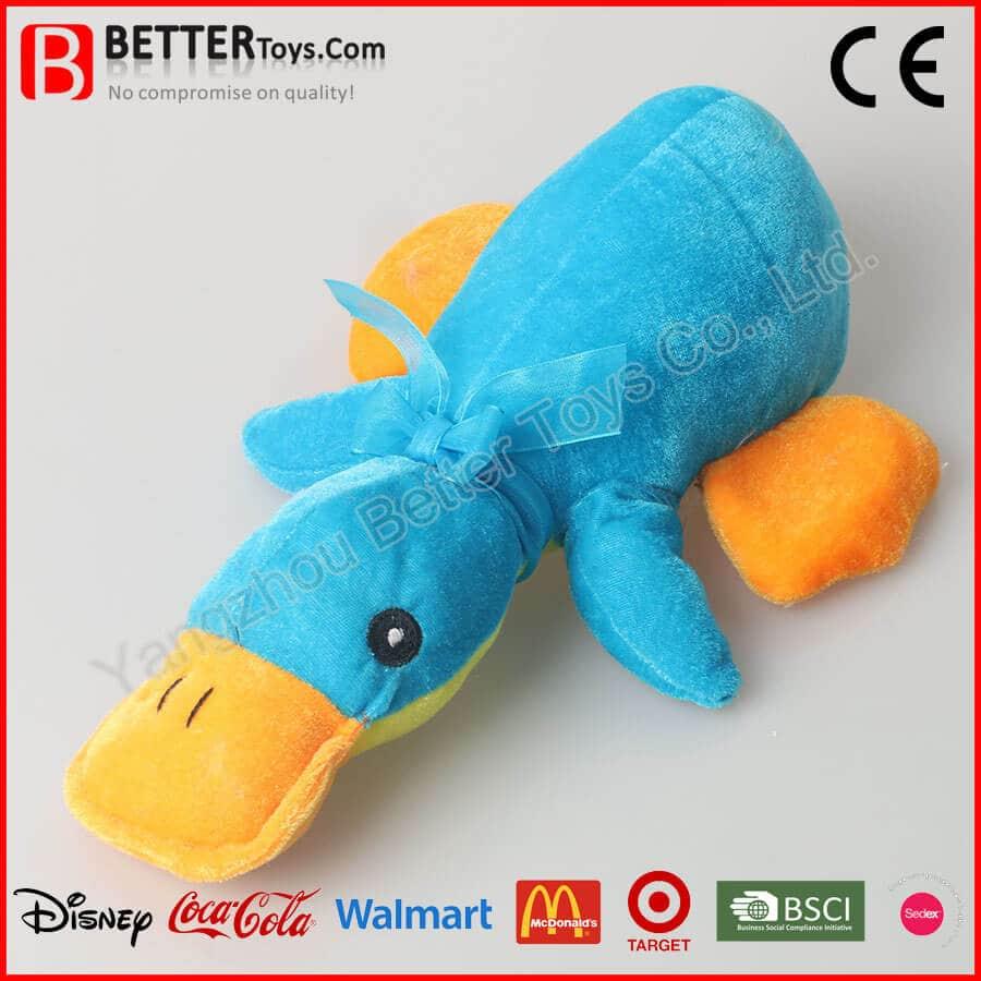Plush Platypus Stuffed Toy Yangzhou Better Toys Co Ltd
