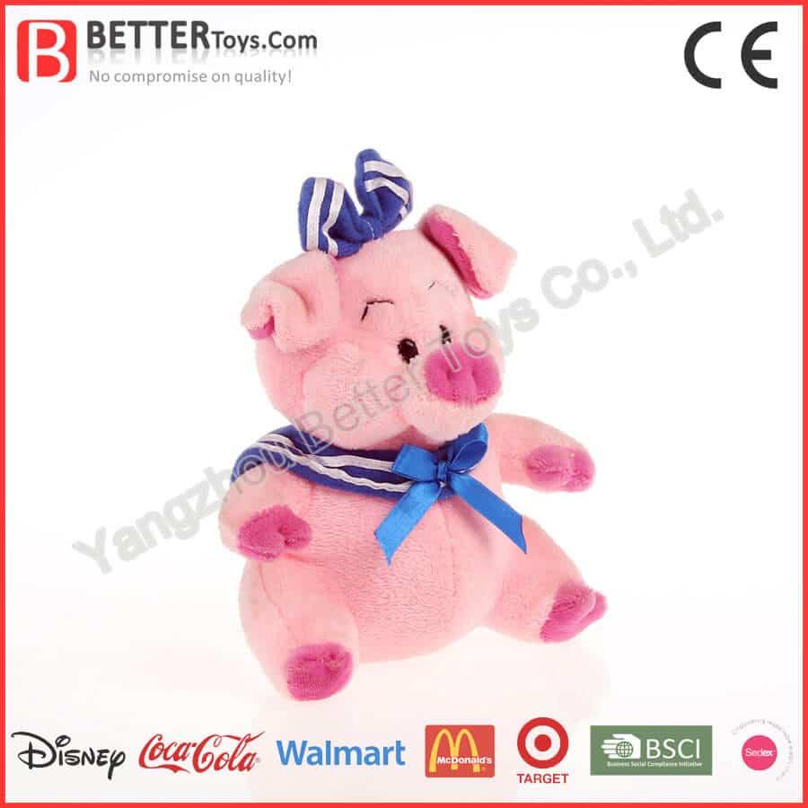 2019 Plush Toy Pig