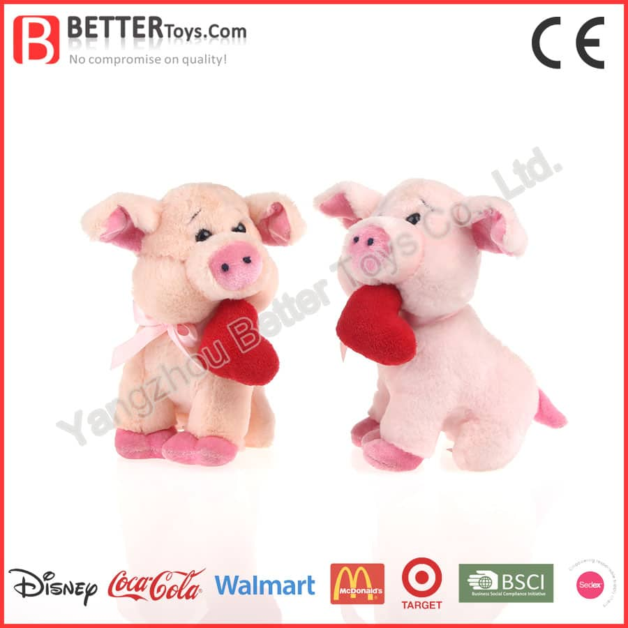Stuffed Pig Plush Toy